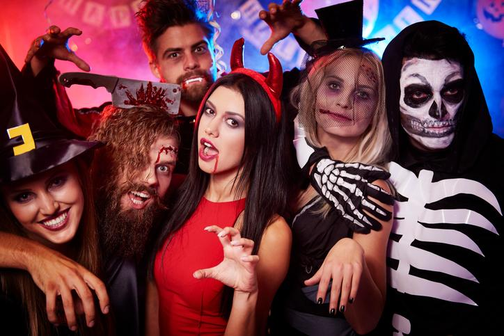 Adult Halloween Party Costumes