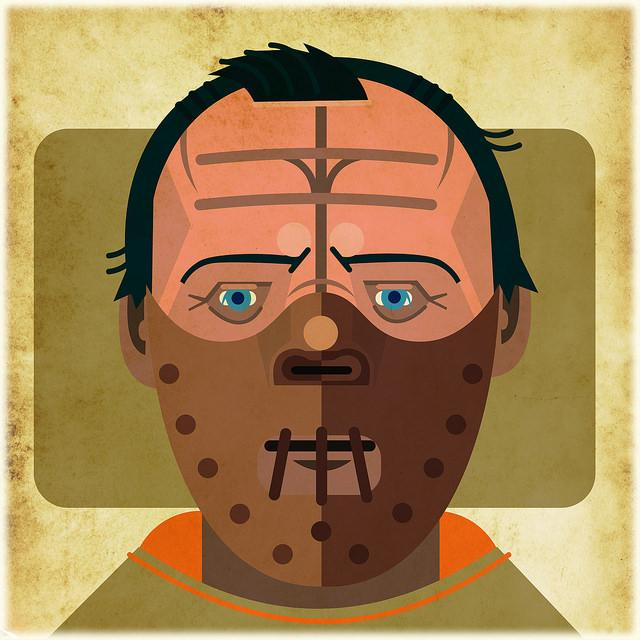 Hannibal Lecter Halloween Masks