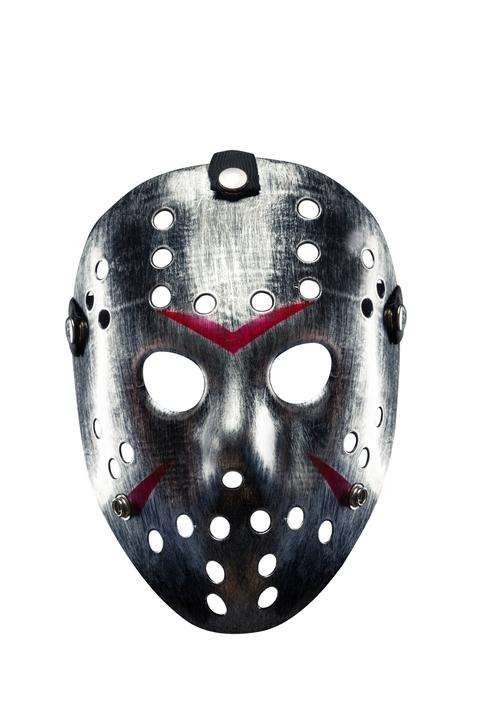 Hockey Mask Serial Killer Halloween Costume