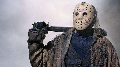 Jason Voorhees - Friday the 13th Hockey Mask