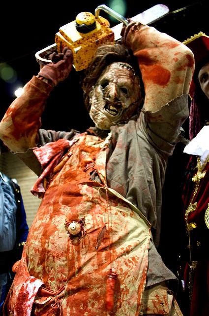 Leatherface Halloween Masks