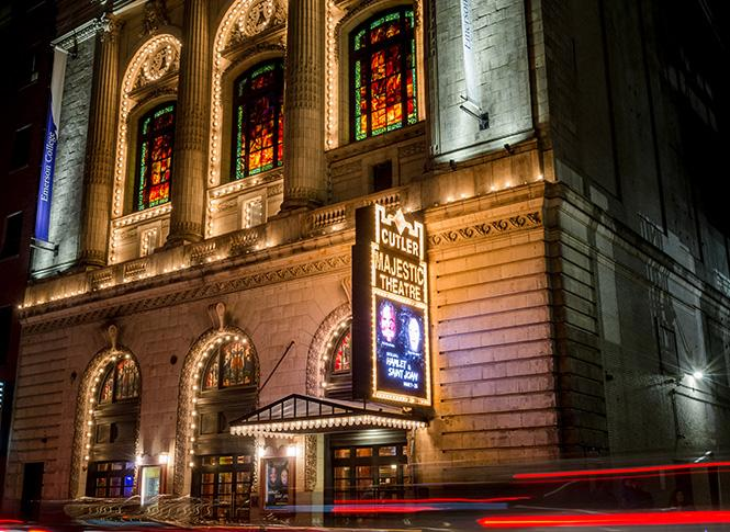Emerson's Cutler Majestic Theater