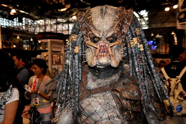 Predator Horror Costume