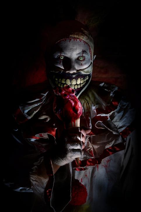 Scary Horror Clown
