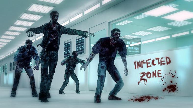 Zombies - Infected Zone
