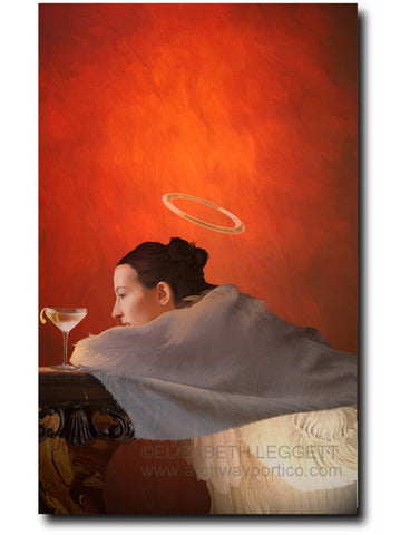 After Hours - Portico Arts - Art Print by Elizabeth Legget