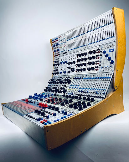 Buchla 200 Electric Music Box