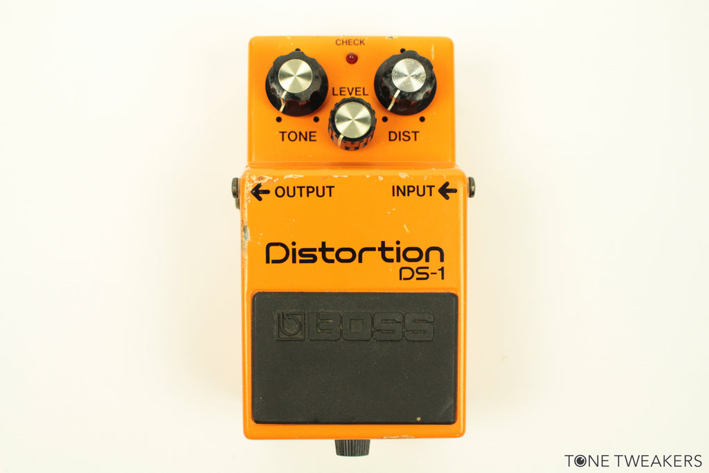 Boss Distortion DS-1 Japan Vintage