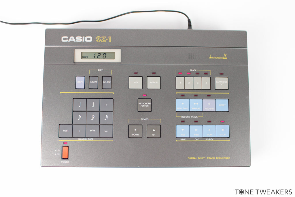 Casio SZ-1 Sequencer