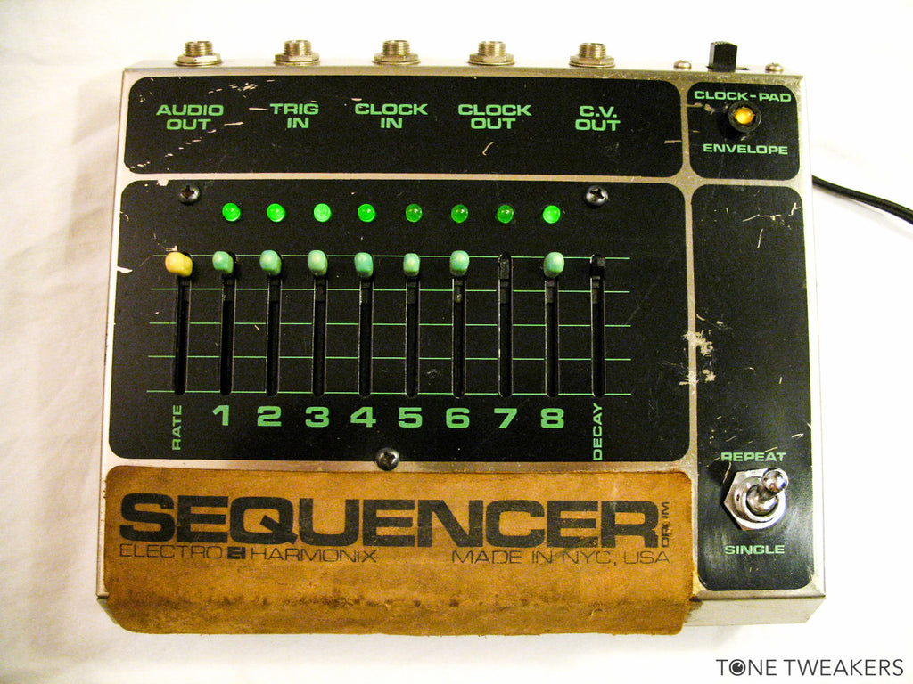 Electro-Harmonix Sequencer Drum Vintage