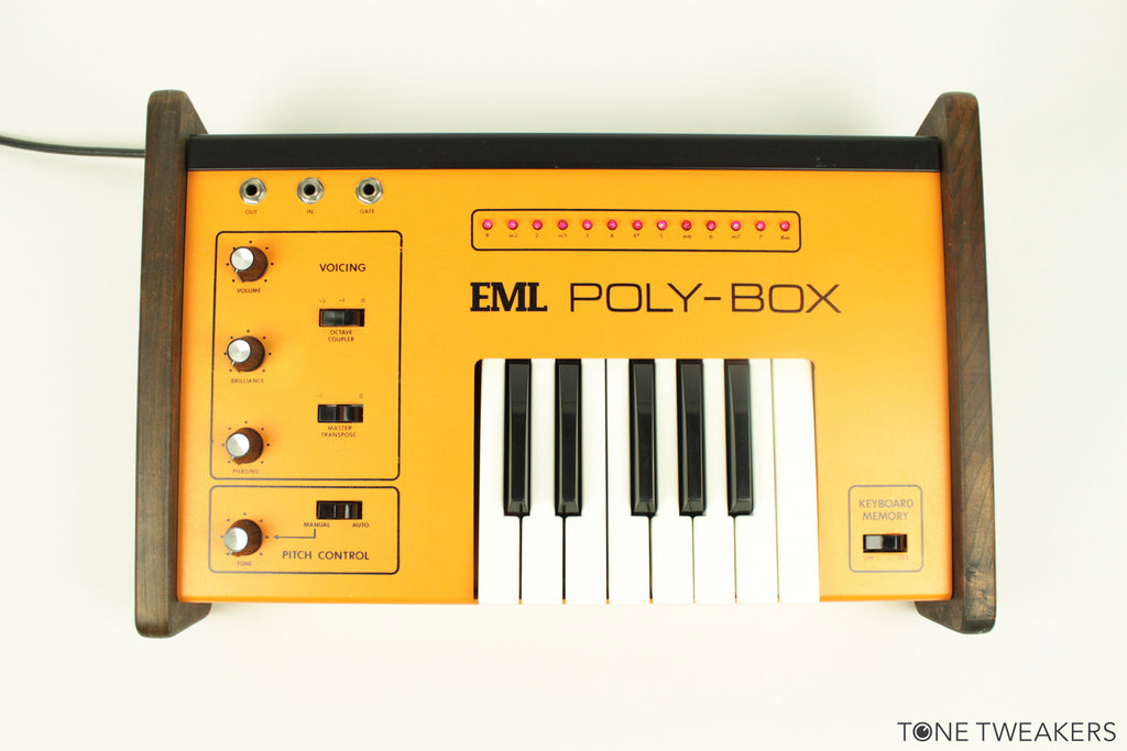 EML Polybox Orange