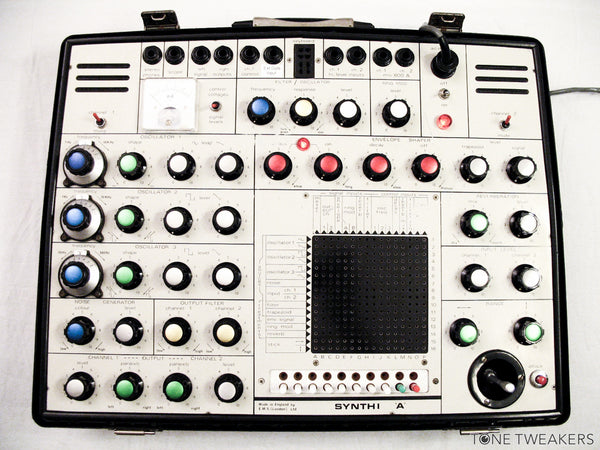 EMS Synthi A Muse