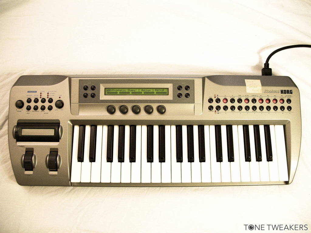 Korg Prophecy Prototype