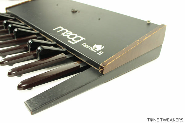 moog taurus ii for sale tone tweakers inc. Black Bedroom Furniture Sets. Home Design Ideas