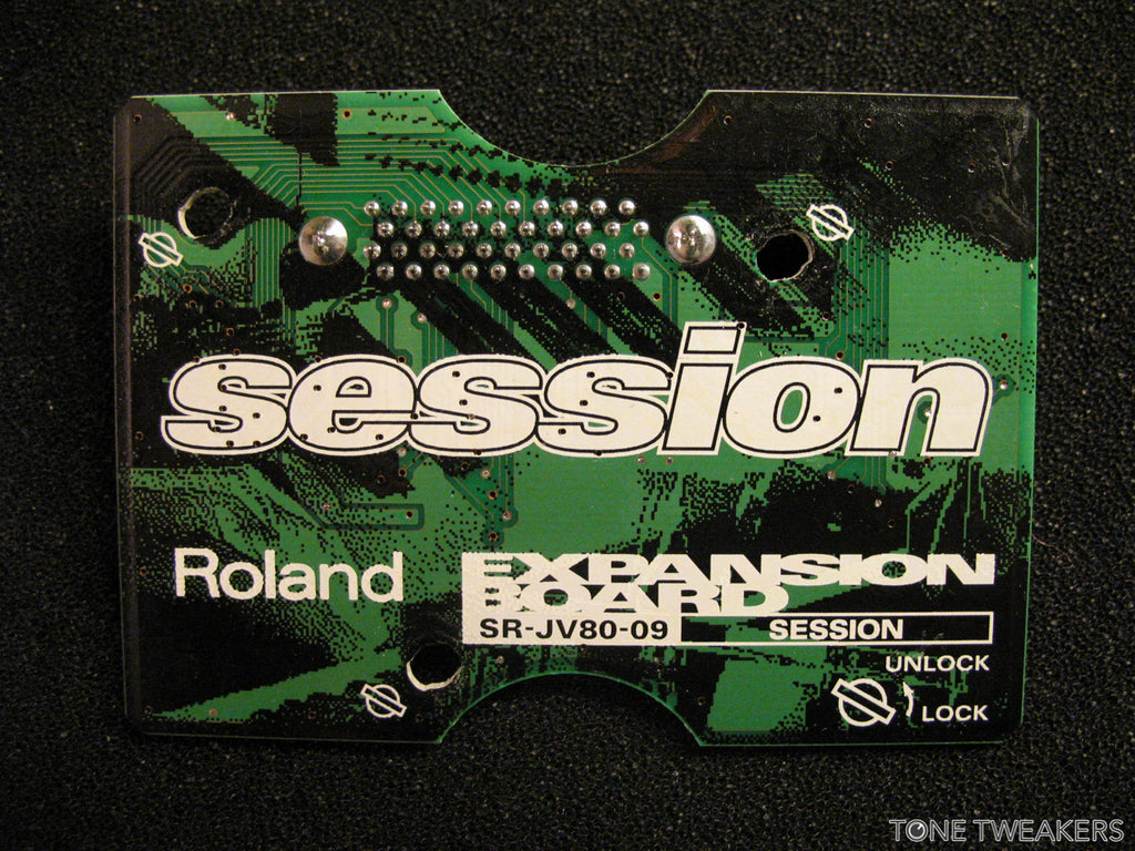 Roland Session Expansion Board