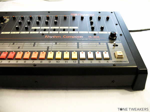 roland tr 808 with midi for sale tone tweakers inc. Black Bedroom Furniture Sets. Home Design Ideas