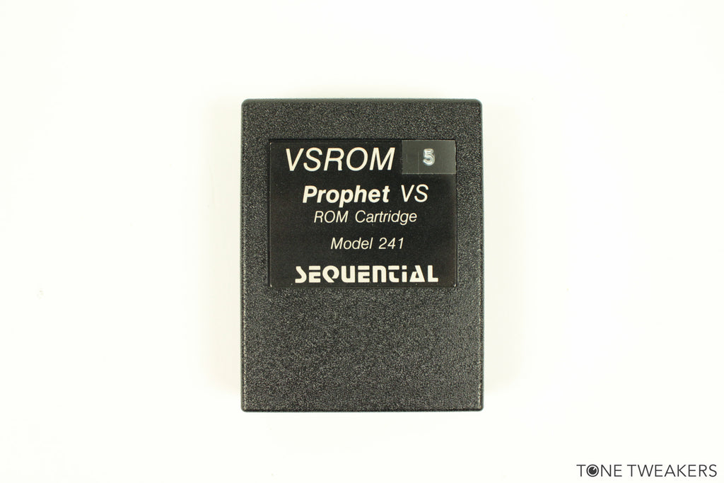 Sequential Prophet VS ROM 5 Cartridge