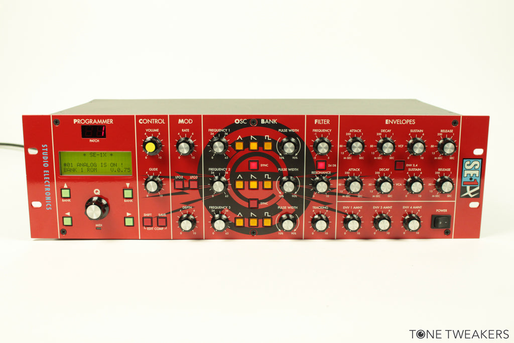 Studio Electronics SE-1x Red