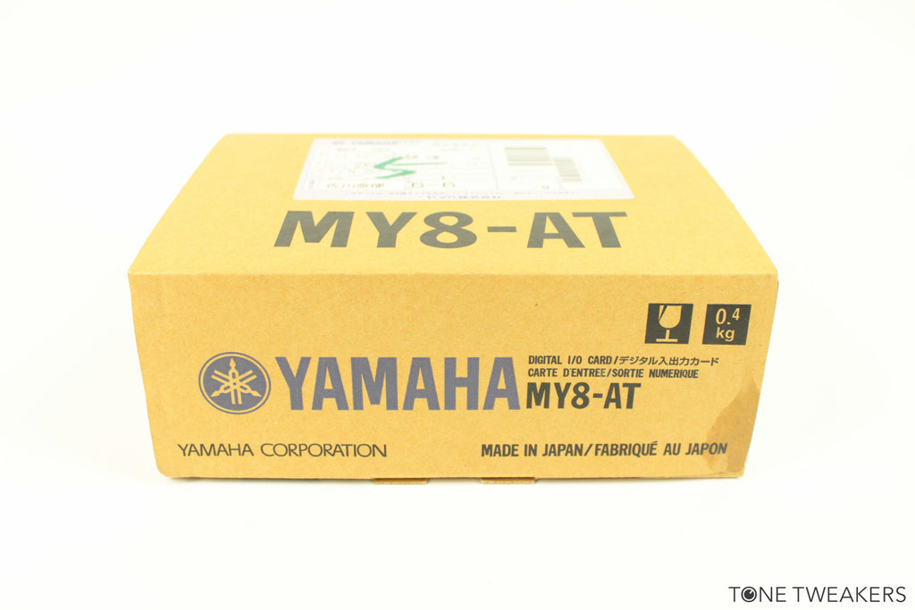 Yamaha MY8-AT