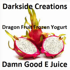 Dragon Fruit Frozen Yogurt
