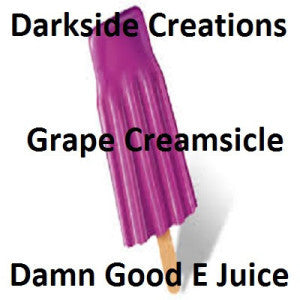 Grape Creamsicle