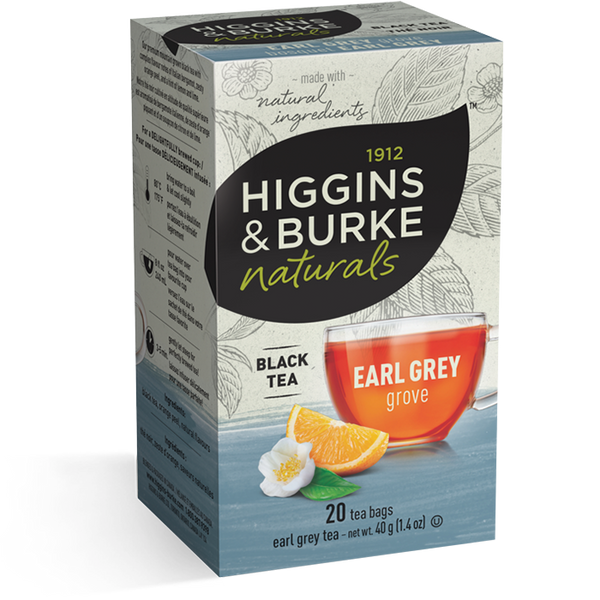 Higgins & Burke Earl Grey Tea (120 Tea Bags)
