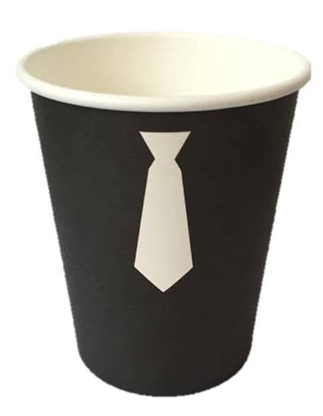 Paper Cappuccino Cups 8oz (50 Units)