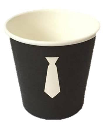 Paper Espresso Cups 4oz (50 Units)