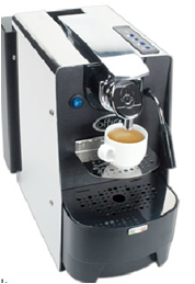 MinEBella Office Plus Espresso Machine