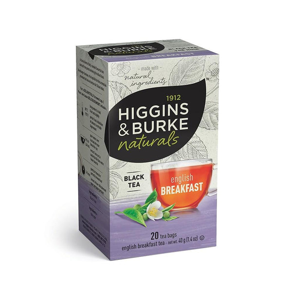 Higgins & Burke English Breakfast Tea (120 Tea Bags)