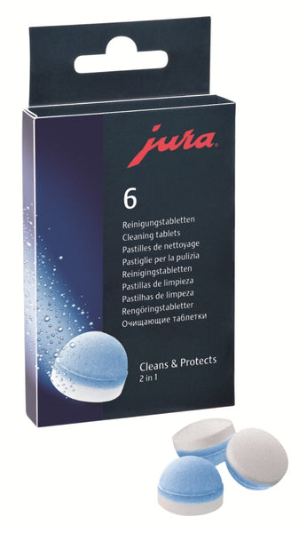 Jura Descaling Tablets (3 Pack)