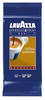 LavAzza ECL Aroma Crema Aroma DOUBLE Espresso Cartridges (120 Units)