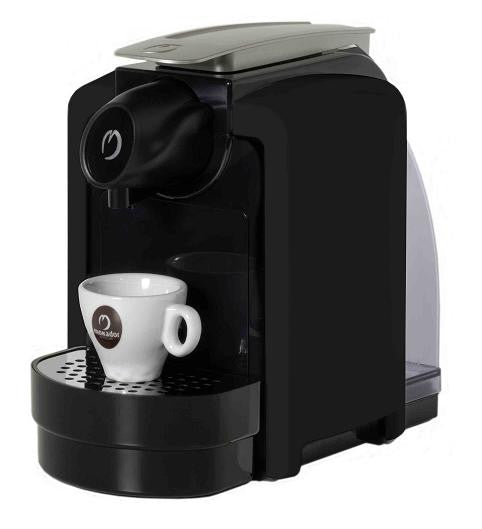 Mokador Fancy Espresso Machine - Black