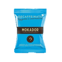 Mokador Decaffeinated Espresso Cartridges (50 Units)