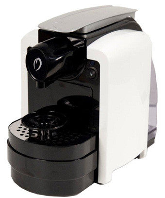 Mokador Fancy Espresso Machine - White