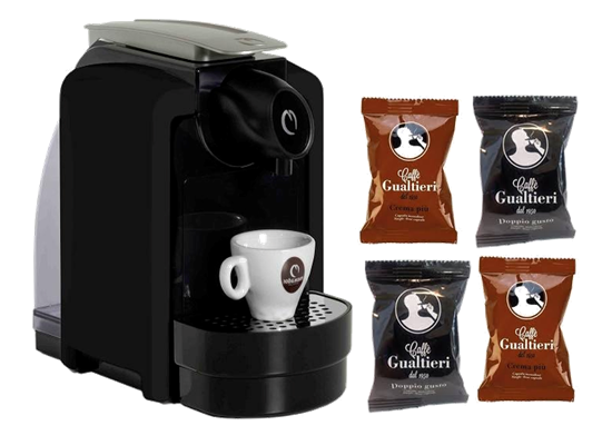 Mokador Espresso Machine Promotion- Option Two
