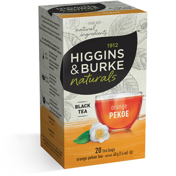Higgins & Burke Orange Pekoe Tea (120 Tea Bags)