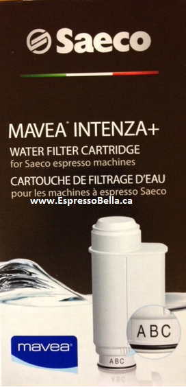 Saeco Intenza Filter (1 Unit)