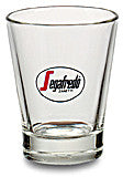Segafredo Glass Espresso Tumblers 3.5oz (Set of 24)
