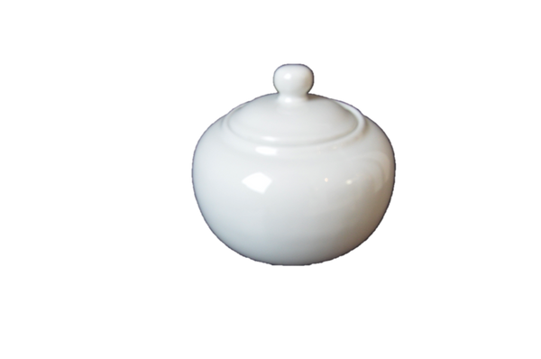 Sara Sugar Bowl 14oz White
