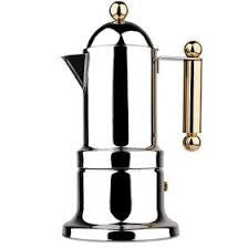 Vev-Vigano Kontessa Gold Espresso Machine - 12 Cup