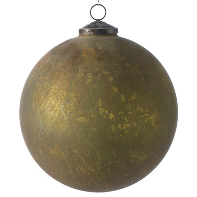 Gold Glass Eternal Ornament