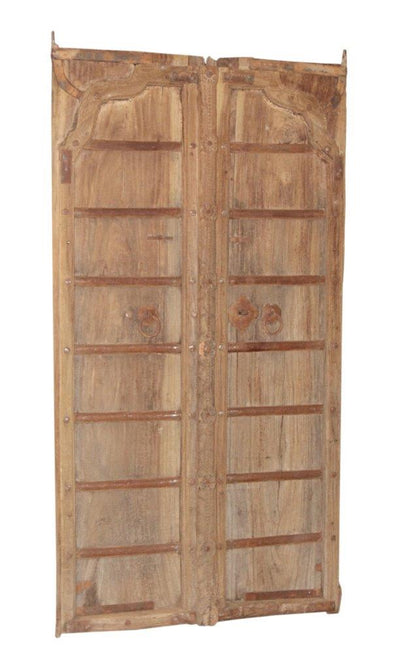 Light Wooden Door Panel