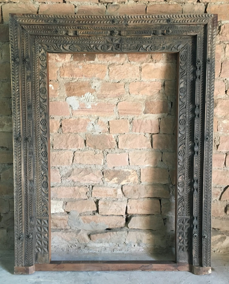 Wood Mirror Frame Large