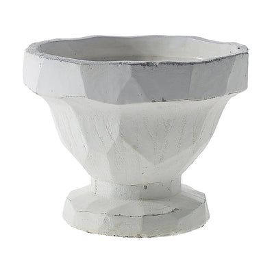 "Plaster Compote 8"" x 6"""