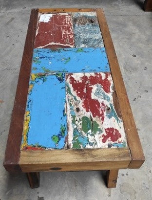 Recycled Boatwood  Bench