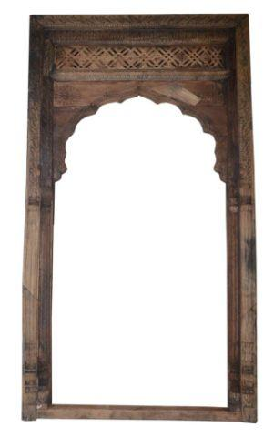 Thin Wooden Arch