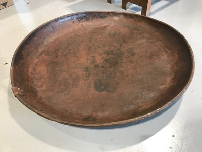 Large Iron Tray