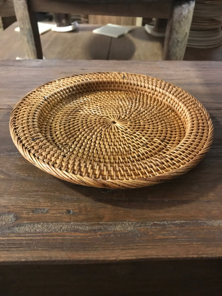 Round Tray - Small Size from Four Piece Set