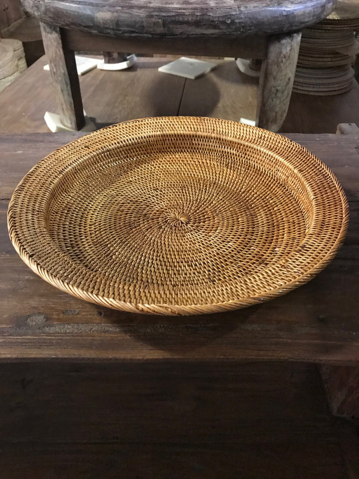 Round Tray - Large Size from Four Piece Set